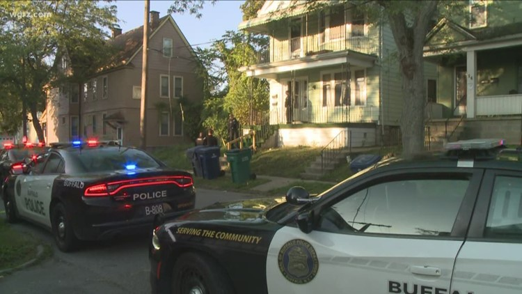 Buffalo Child Stabbed; Mother Questioned