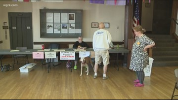 Primary Election Turnout Low