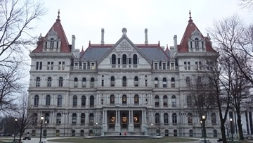 NY lawmakers to hold hearings on sexual harassment