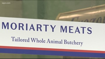 City Shapers: Moriarty Meats