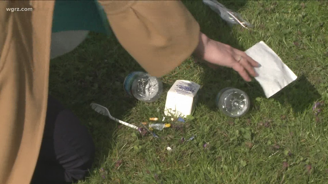 WNY Trash Mob hosting Earth Day Clean Up Competition