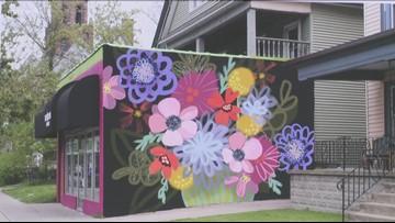 Garden Walk celebration to include botanically themed mural
