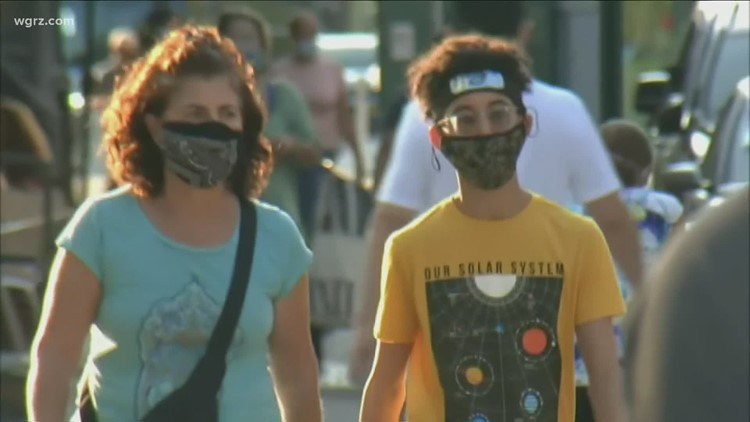 When will New York decide on CDC mask guidance for fully vaccinated people?