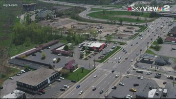 Speed limit lowered on portion of Niagara Falls Boulevard