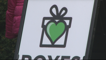 Boxes of Love celebrates serving Buffalo for 20 years