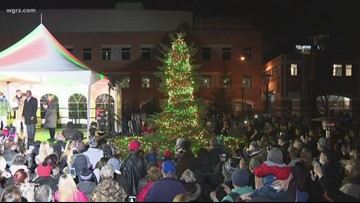 2018 Tree of Hope Lighting Ceremony