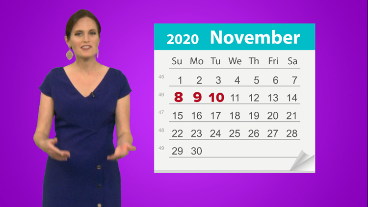 Climate Minute: Yes, climate change played a roll in this November's record warmth