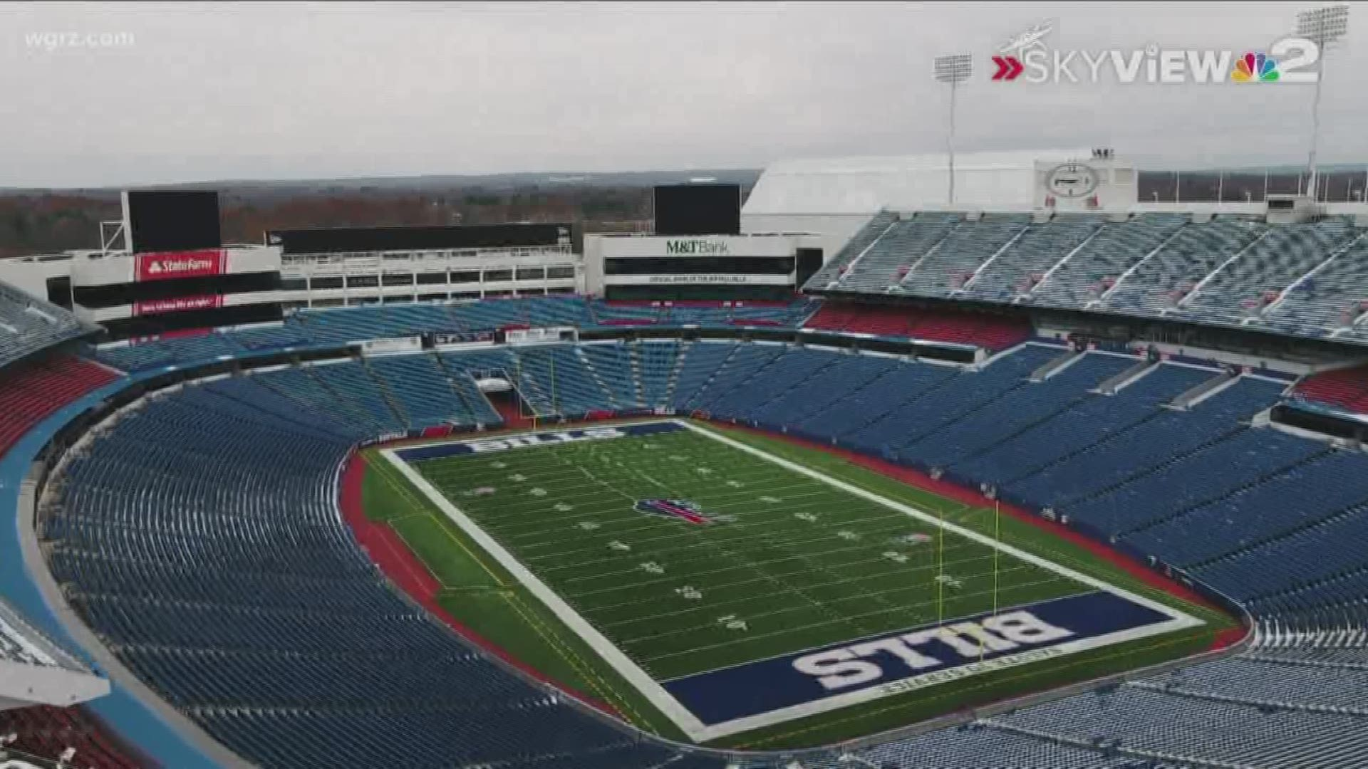 Nfl Commissioner Wants To Settle Bills Stadium Decision Soon Open To Significant Renovations Of New Era Field Wgrz Com