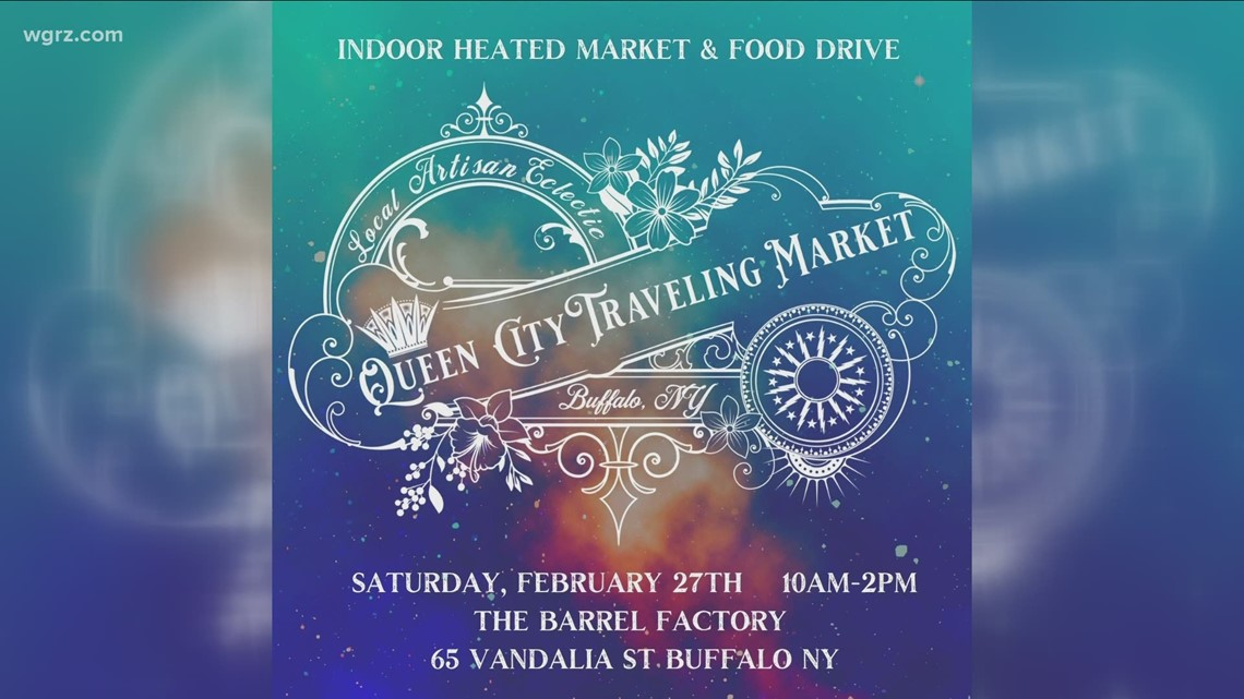 Queen City traveling market returns to WNY