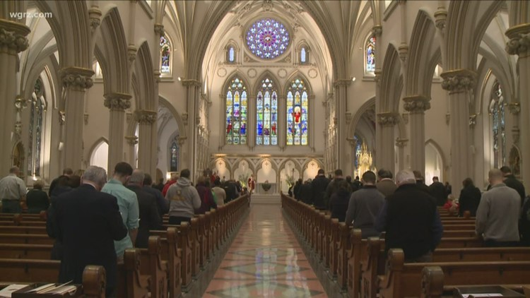 Palm Sunday will go on without palm branches in Western New York