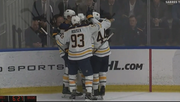 Sabres beat Bruins, 4-3 in Prospects Challenge