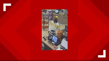 Man accused of stealing gift cards