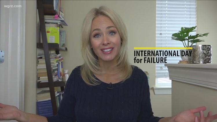 Most Buffalo: 'International Day for Failure'