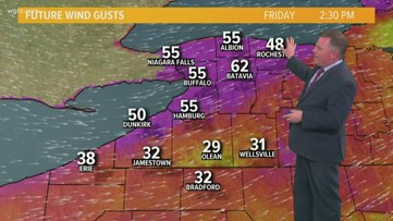 Storm Team 2 Patrick Hammer Has Your Midday Forecast For March 18, 2020