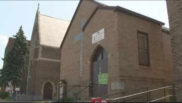 Buffalo Church Aims To Recover After Break-In