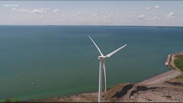 Erie County legislators call for ban on wind turbines