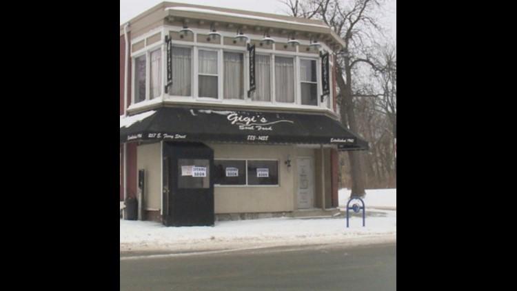The old Gigi's Restaurant