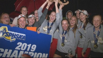 Williamsville East softball wins Class A State Title