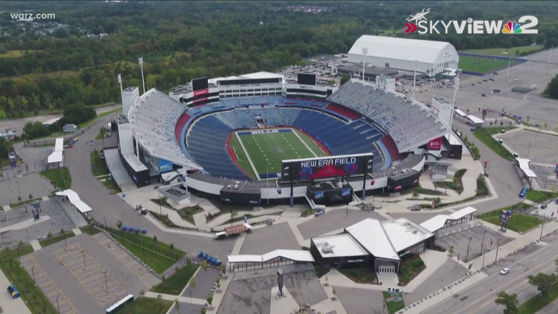 Bills would prefer to build new stadium
