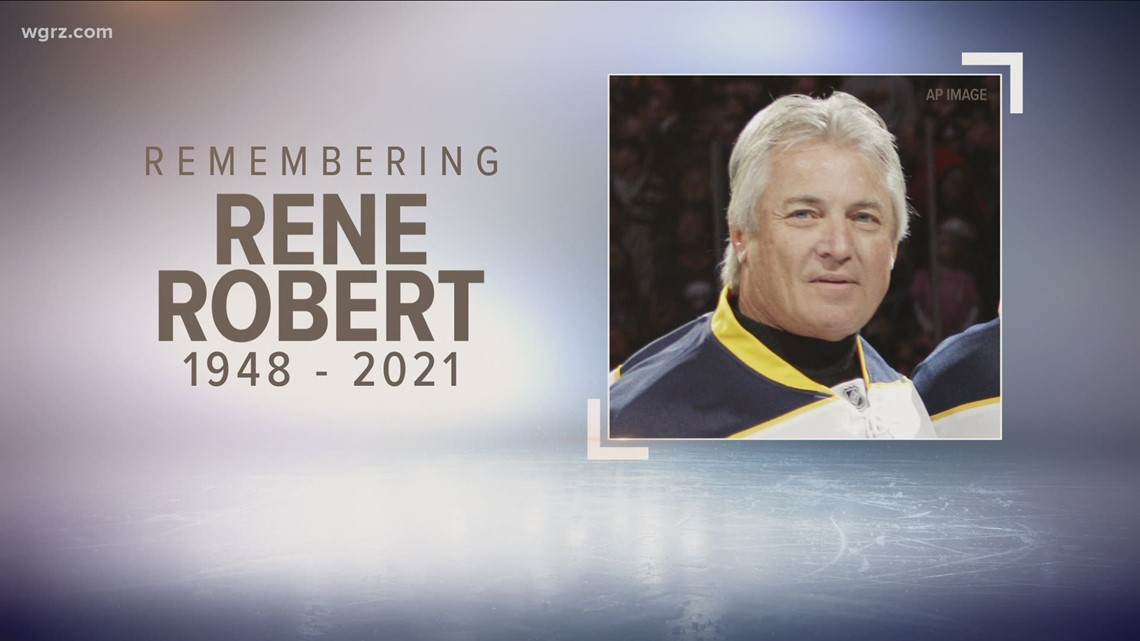 Rene Robert passes away days after suffering from a stroke