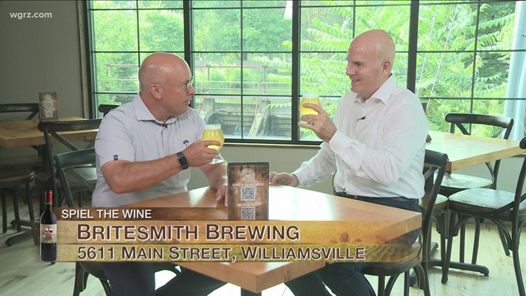 Kevin is at Britesmith Brewing joined by Dave Schutte to discuss Summer Brews