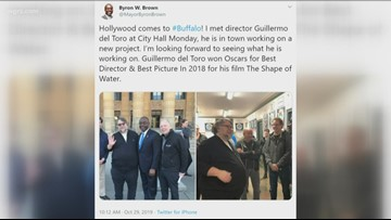 Oscar-Winning Director In Buffalo