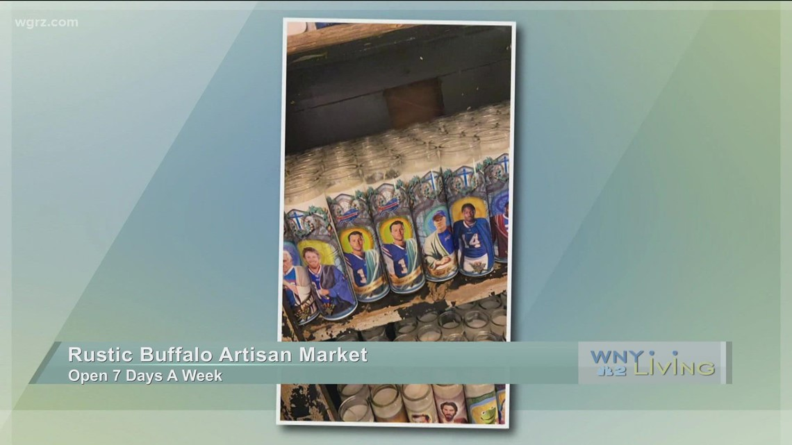 October 9 - Rustic Buffalo Artisan Market