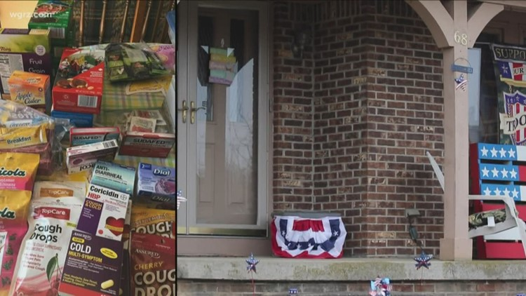 WNY mom sending care packages to daughter in Air National Guard