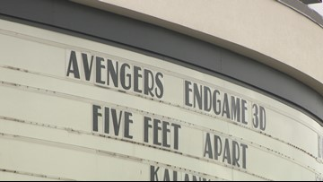 """""""Avengers: Endgame"""" takes over local theaters"""