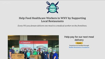 WNY can now feed the those on the front line of the COVID-19 pandemic