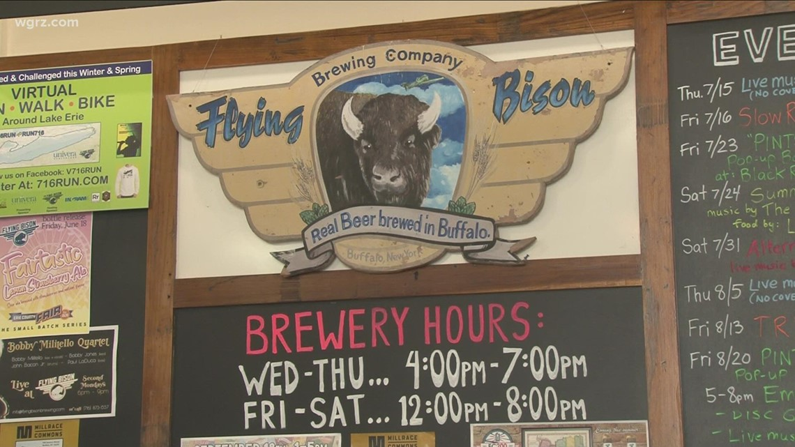Most Buffalo: 'Flying Bison Brewery turns 21'