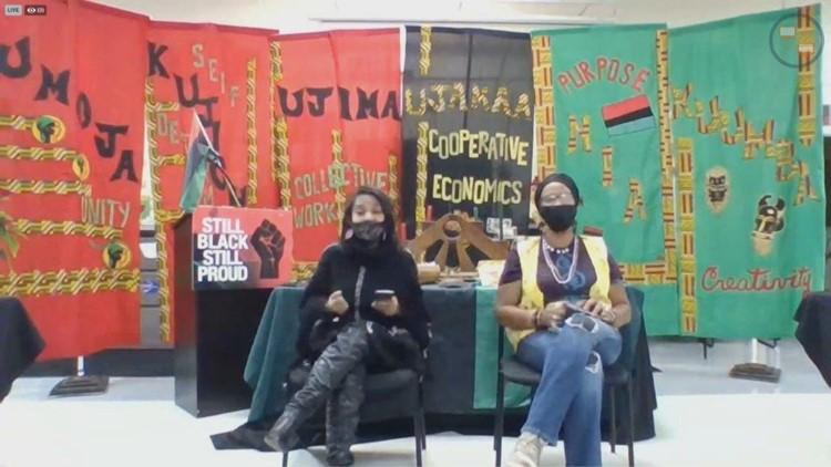 Kwanzaa 2020 goes virtual in Buffalo