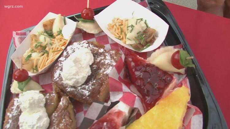 Taste of Buffalo kicks off this weekend in Niagara Square