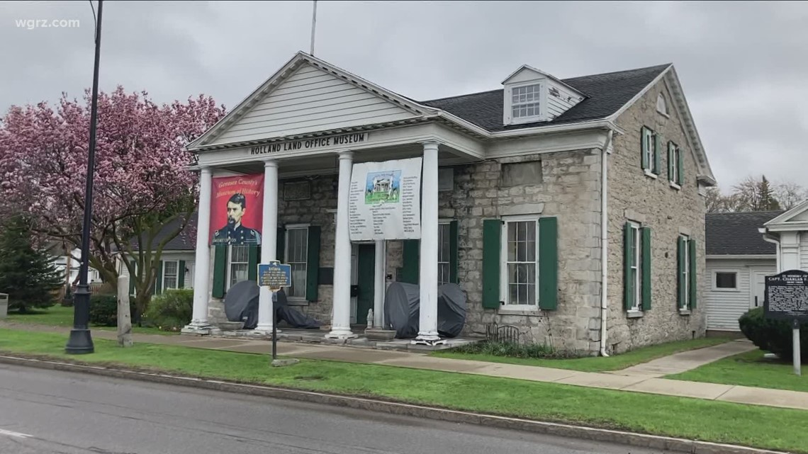 Celebrate WNY: Holland Land Office Museum