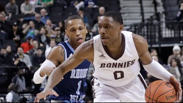 Bona matches best conference start in school history