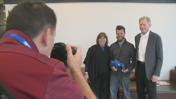 Cancer Patient Honored With Roswell Award