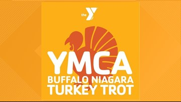 The 124th Annual YMCA Buffalo Niagara Turkey Trot
