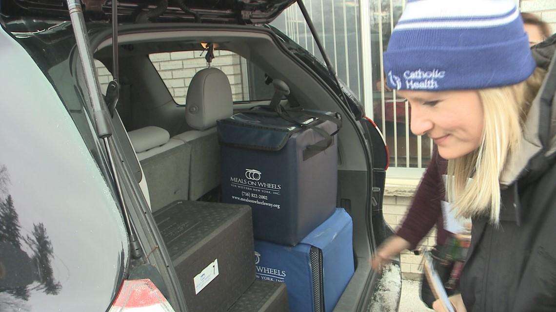 FeedMore WNY seeks more volunteers for Meals on Wheels