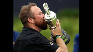 Lowry wins British Open