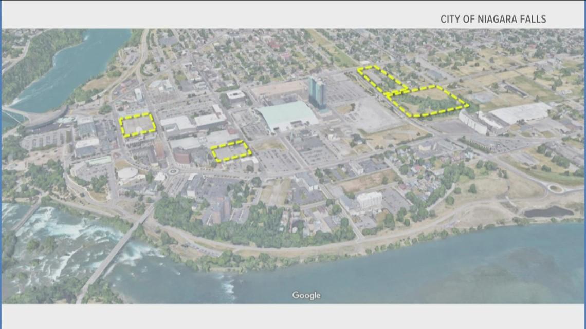 Proposed Niagara Falls Welcome Event Center