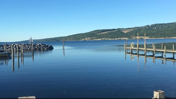 Pilot program aims to detect harmful blooms in Finger Lakes
