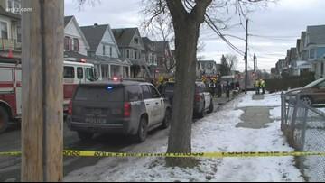 Crews Battle Fatal Fire On East Side