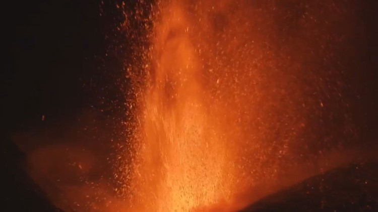 2 the Outdoors: International effort to predict lava flow in Iceland