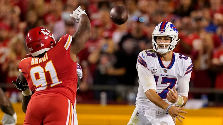 Carucci Take2: Bills make it clear they're now the top dog of the AFC
