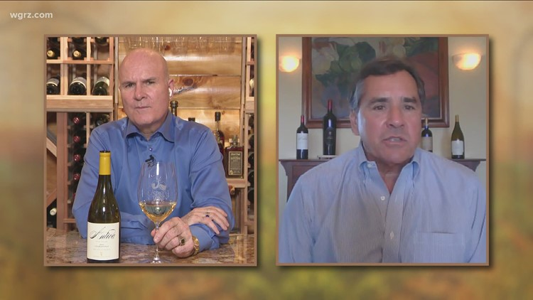 Kevin is joined by Glen Salva to try the Antica Mountain Select Chardonnay for this week's first Wine of the Week