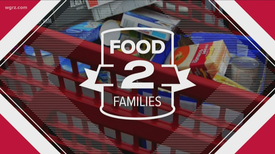 Food 2 Families donations roll in, and you can still help