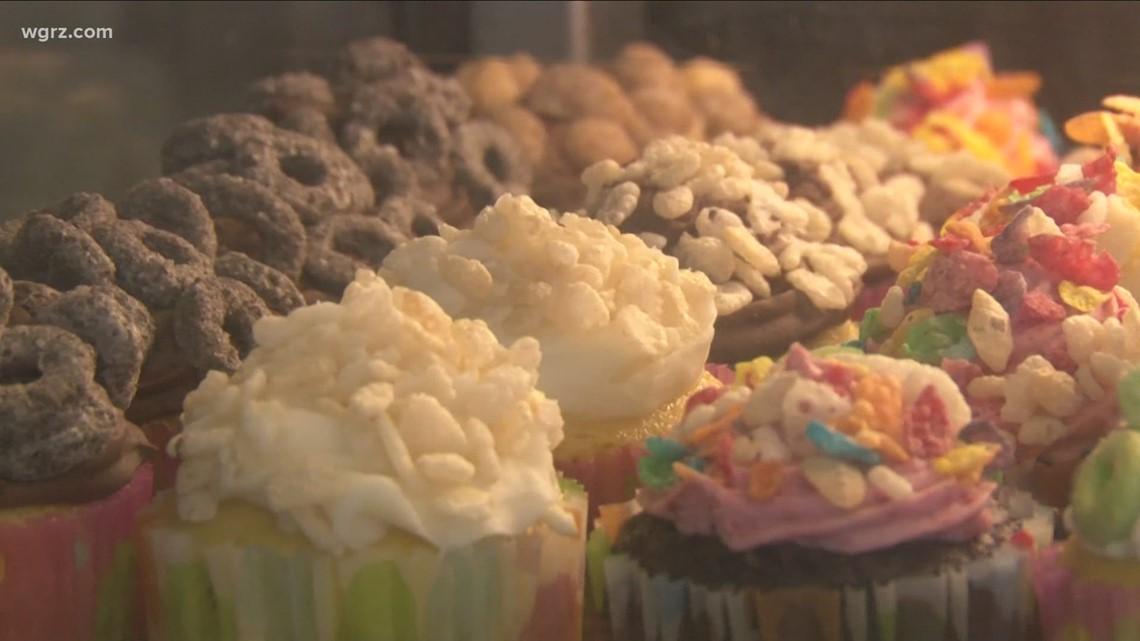 Young baker gets her big break at Cereal Spot on Hertel Ave.