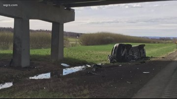 Deadly Crash On The 219 South This Morning