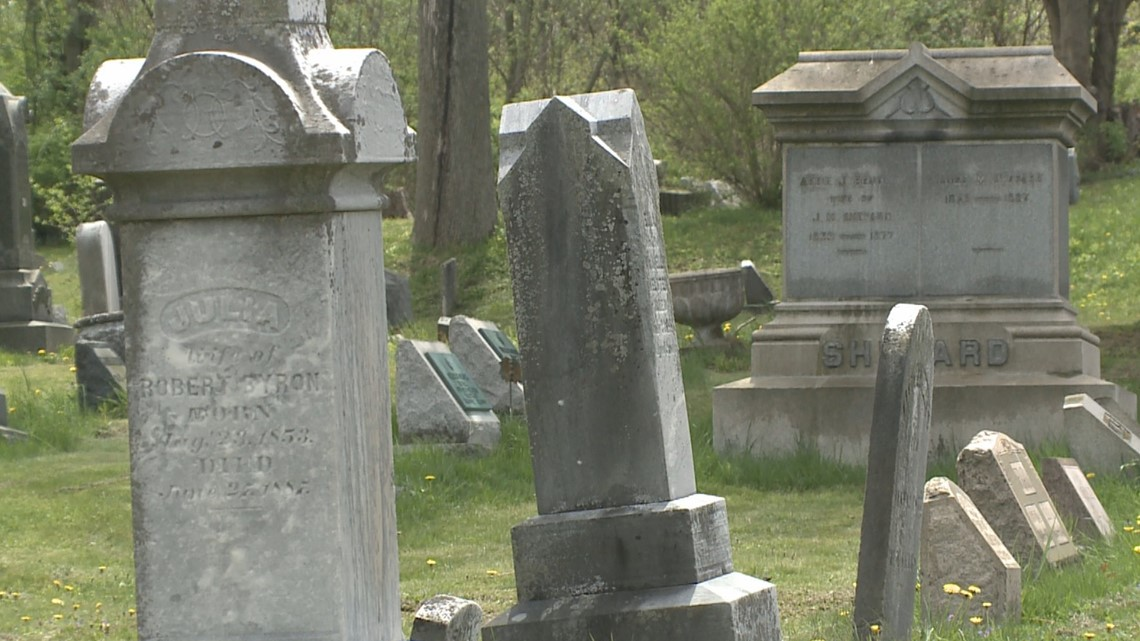Western New York towns being forced into cemetery business