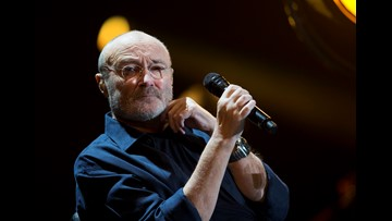 Phil Collins coming to Buffalo in October